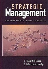 This module is all about MNG302B-RMG3026 Strategic Management South African concepts and cases. We can help you pass now!